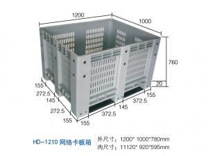 HD-1210網絡卡板箱